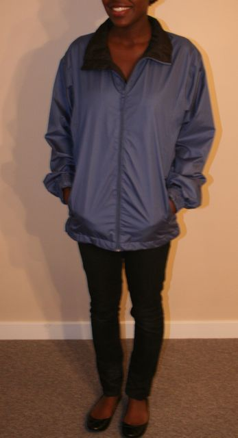 Windbreaker (for biking) - $10