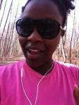 My 4.8k trail run on Satuday